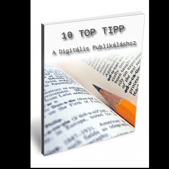 10 top tipp Ebook