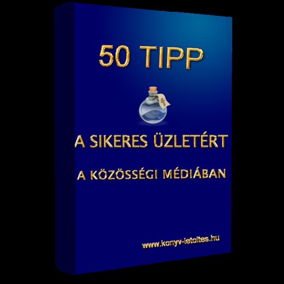 50 tipp a sikeres üzletért Ebook