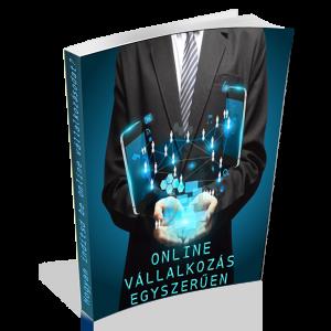 Online vállalkozás egyszerűen Ebook